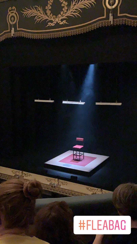 Wyndham's Theatre Sección Royal Circle Fila C Asiento 3