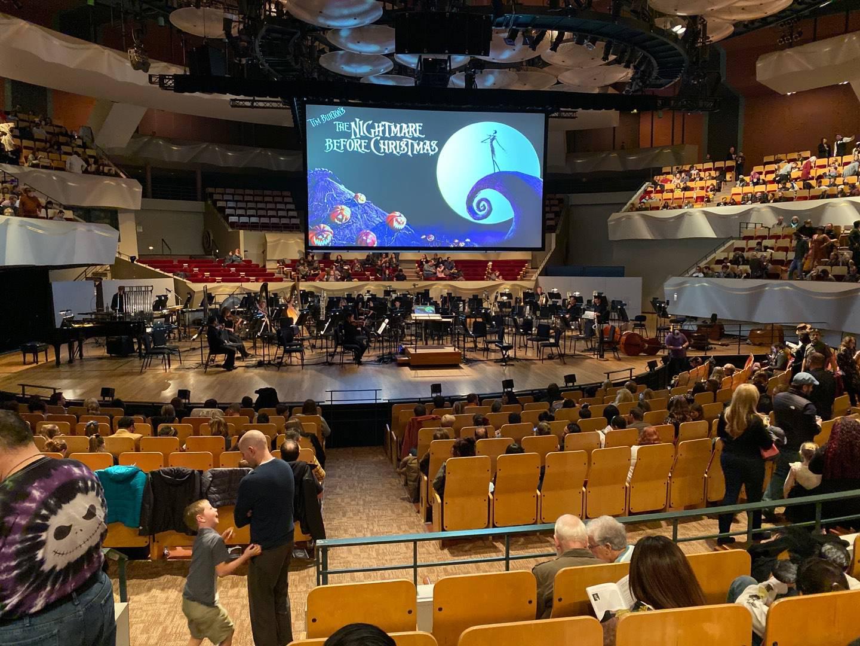 Boettcher Concert Hall Sección Orch 2 Fila N Asiento 40