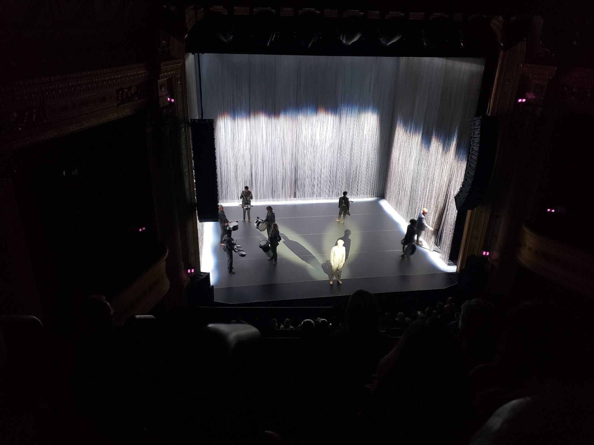 Hudson Theatre Sección Balcony C Fila D Asiento 101