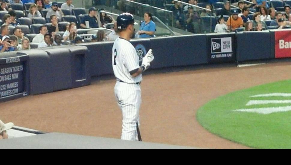 Yankee Stadium,  Sección <strong>158</strong>, Fila <strong>8</strong>, Asiento <strong>22</strong>