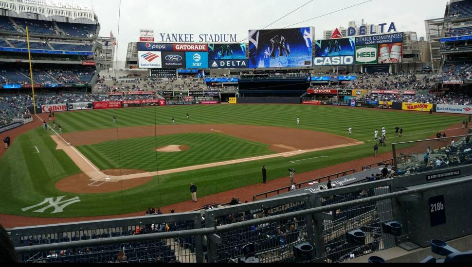 Yankee Stadium,