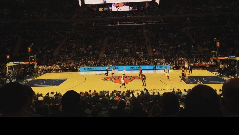 Madison Square Garden,  Sección <strong>Broadcast</strong>