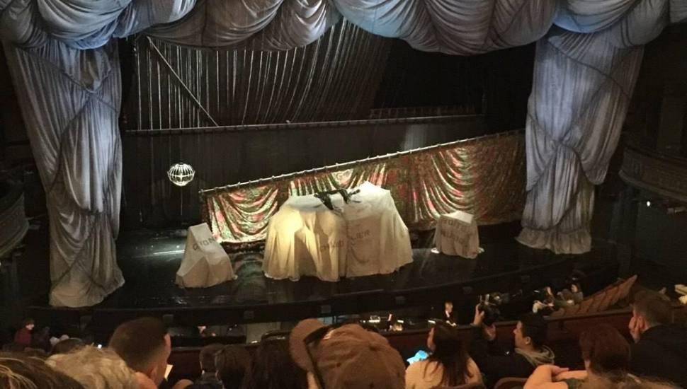 Majestic Theatre,  Sección <strong>Bleacher 42</strong>, Fila <strong>7</strong>, Asiento <strong>16</strong>
