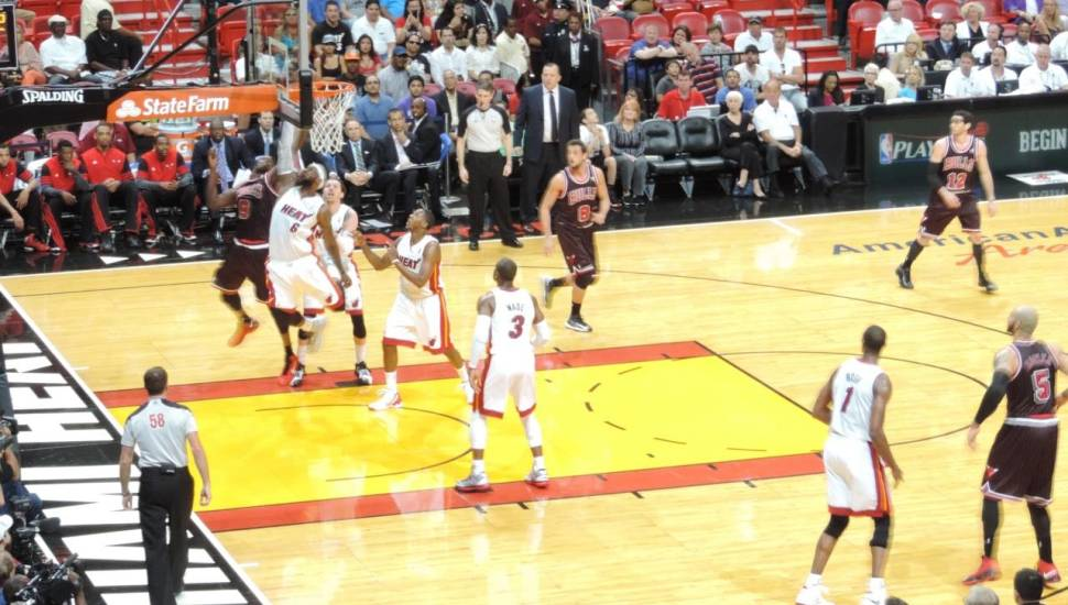 American Airlines Arena,