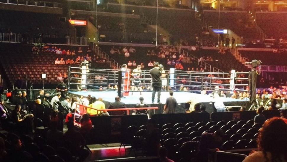Staples Center,  Sección <strong>OrchC</strong>, Fila <strong>E</strong>, Asiento <strong>105</strong>