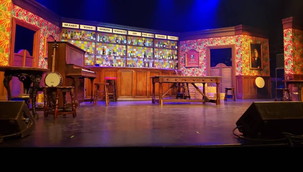 Broadway Playhouse,  Sección <strong>125</strong>, Fila <strong>9</strong>, Asiento <strong>2</strong>