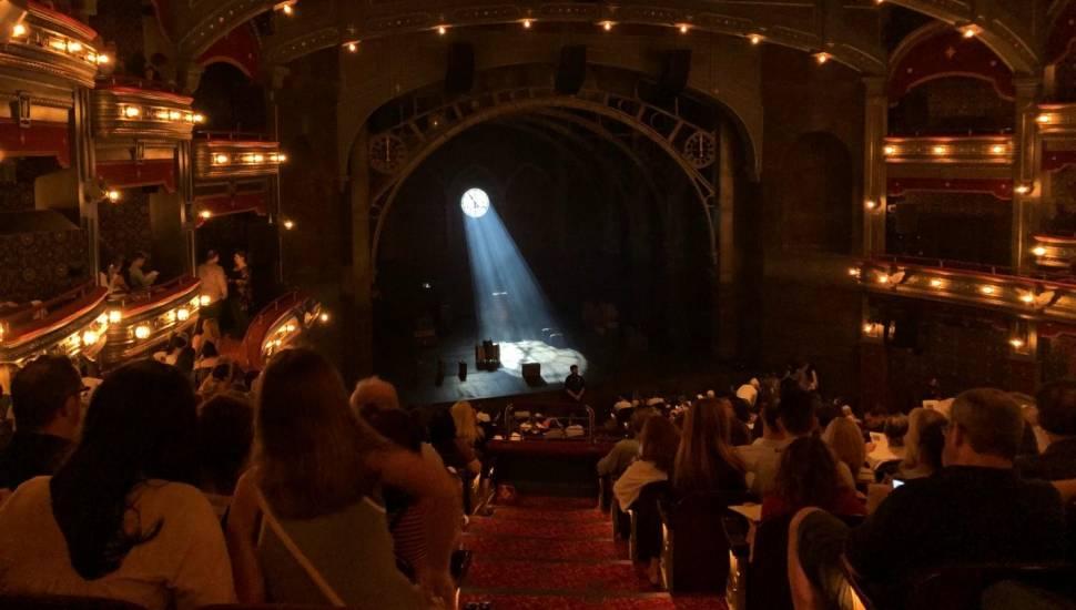 Lyric Theatre,  Sección <strong>114</strong>, Fila <strong>2</strong>, Asiento <strong>12</strong>