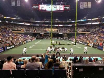 Talking Stick Resort Arena, sección: 108, fila: 12, asiento: 15