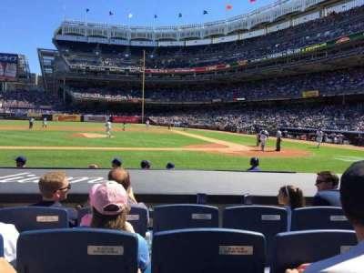 Yankee Stadium sección 023