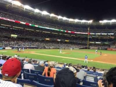 Yankee Stadium sección 115