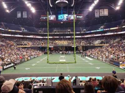 Talking Stick Resort Arena, sección: 108, fila: 13, asiento: 11