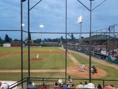 Rawhide Ballpark, sección: 208, fila: J, asiento: 8