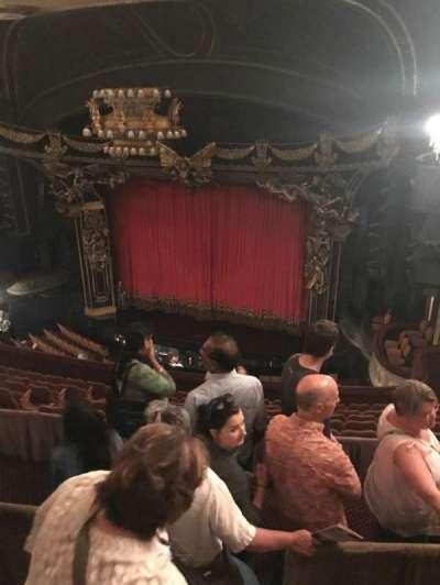 Majestic Theatre, sección: RMezz, fila: C, asiento: 2