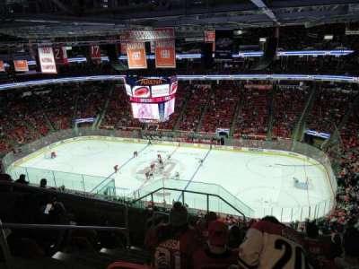 PNC Arena, sección: 322, fila: J, asiento: 14