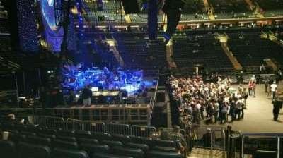Madison Square Garden, sección: 115, fila: 11, asiento: 18