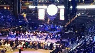Madison Square Garden, sección: 114, fila: 16, asiento: 14