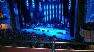 Capitol Theatre (Port Chester), sección: Loge, fila: BB, asiento: 8