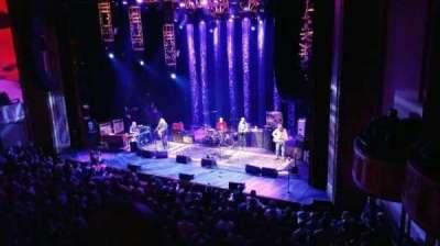 Capitol Theatre (Port Chester), sección: Loge Right , fila: CC, asiento: 14