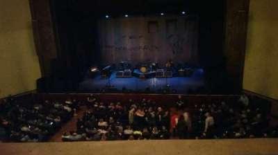 F.M. Kirby Center, sección: Centet Mezzanine, fila: A, asiento: 101