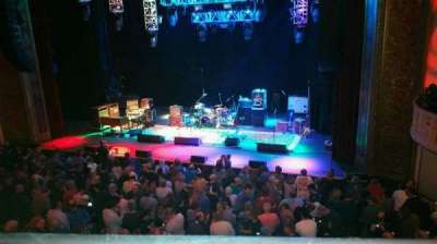 Capitol Theatre (Port Chester), sección: Loge Right Center, fila: AA, asiento: 126