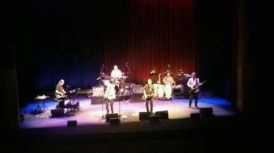 Bergen Performing Arts Center, sección: Mezzanine, fila: C, asiento: 113
