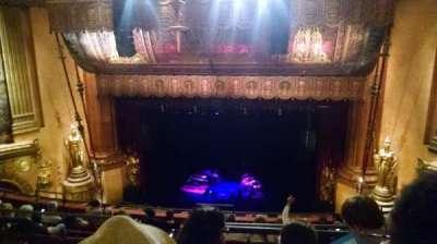 Beacon Theatre, sección: Upper Balcony 2, fila: H, asiento: 4