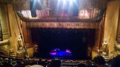 Beacon Theatre, sección: Upper Balcony 2, fila: H, asiento: 2