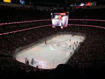 Honda Center, sección: 419, fila: K, asiento: 8