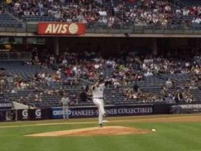 Yankee Stadium sección 014B