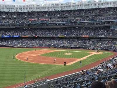 Yankee Stadium sección 230