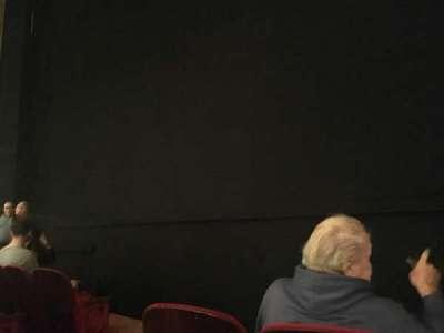 Neil Simon Theatre, sección: Orchestra, fila: B, asiento: 6