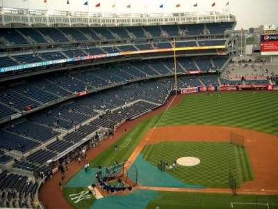Yankee Stadium, sección: 317, fila: 1