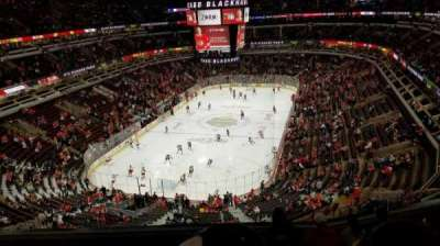 United Center, sección: 324, fila: 7, asiento: 12