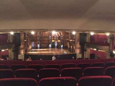 PrivateBank Theatre, sección: Dress Circle C, fila: E, asiento: 205