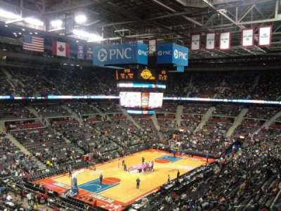 The Palace of Auburn Hills, sección: 220