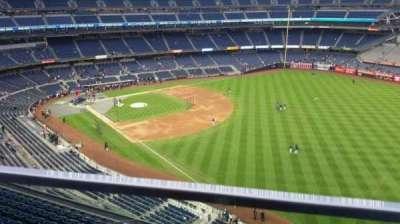 Yankee Stadium, sección: 409, fila: 1, asiento: 15