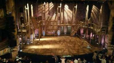 Richard Rodgers Theatre, sección: FMEZZ, fila: A, asiento: 112