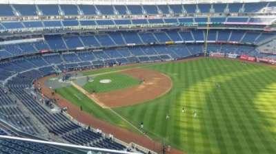 Yankee Stadium, sección: 409, fila: 2, asiento: 14