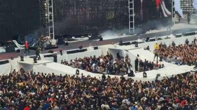 MetLife Stadium, sección: 234, fila: 1, asiento: 16