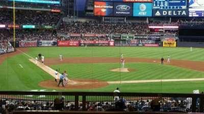 Yankee Stadium sección 118S