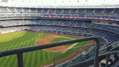 Yankee Stadium sección 431a