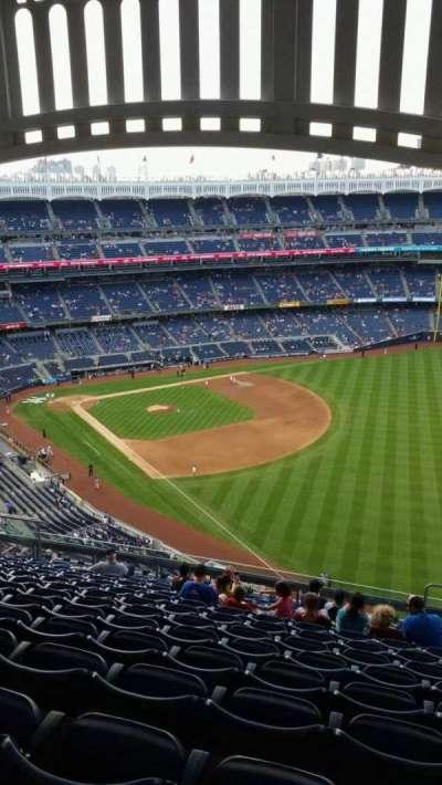 Yankee Stadium sección 409