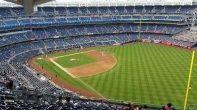 Yankee Stadium sección 408