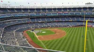 Yankee Stadium, sección: 408, fila: 2, asiento: 4