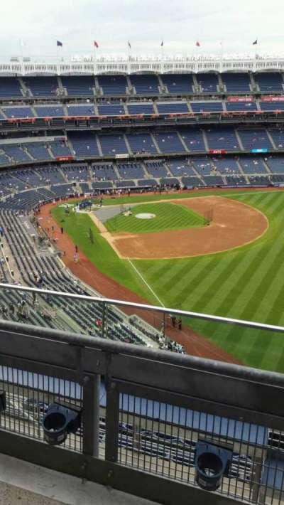 Yankee Stadium, sección: 408, fila: 2, asiento: 7
