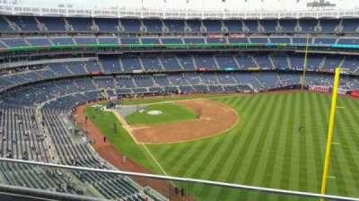 Yankee Stadium, sección: 408, fila: 2, asiento: 8