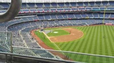 Yankee Stadium, sección: 408, fila: 2, asiento: 15