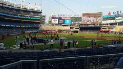 Yankee Stadium sección 118