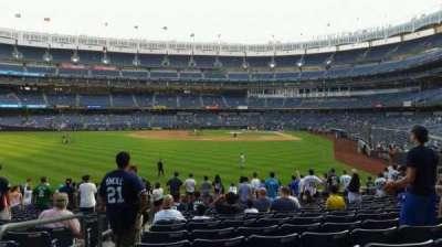 Yankee Stadium sección 134