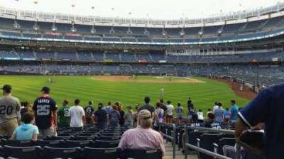 Yankee Stadium sección 135